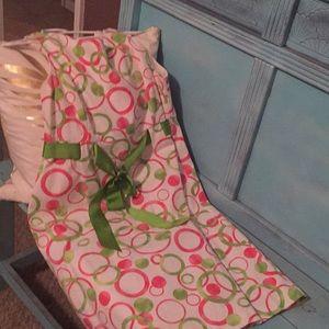 Jessica Howard Ribbon Tie sleeveless dress